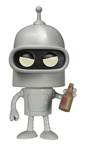 Funko POP TV: Futurama - Bender Action Figure -