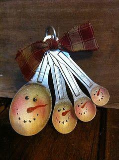 so cute...great idea for the snowman lover