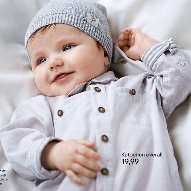 SHOP TIP: H&M komt met té schattige Newborn exclusive lijn