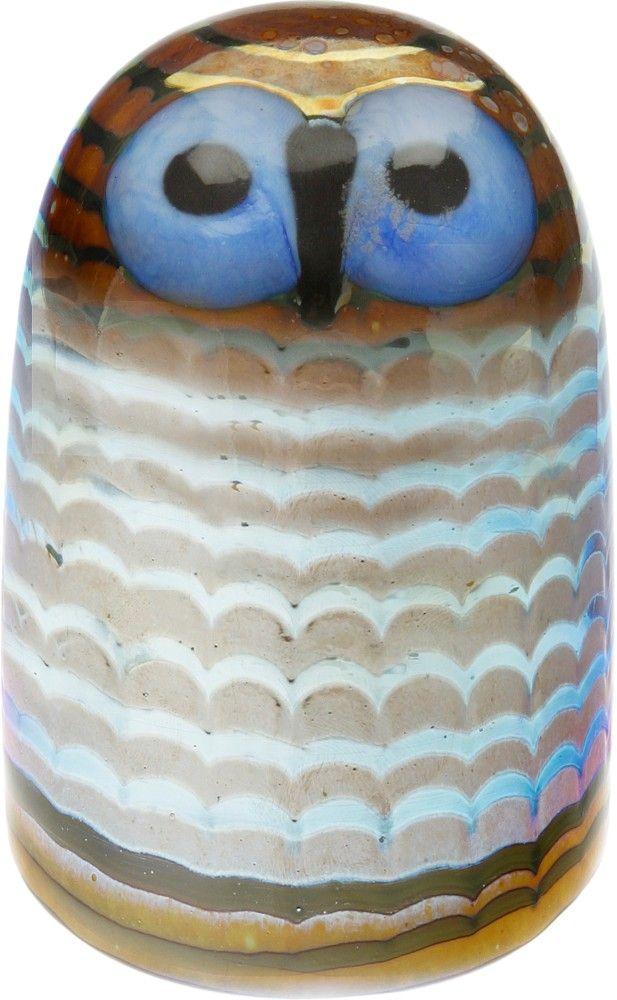 Iittala - Birds by Toikka Owlet 75 x 105 mm - Iittala.com