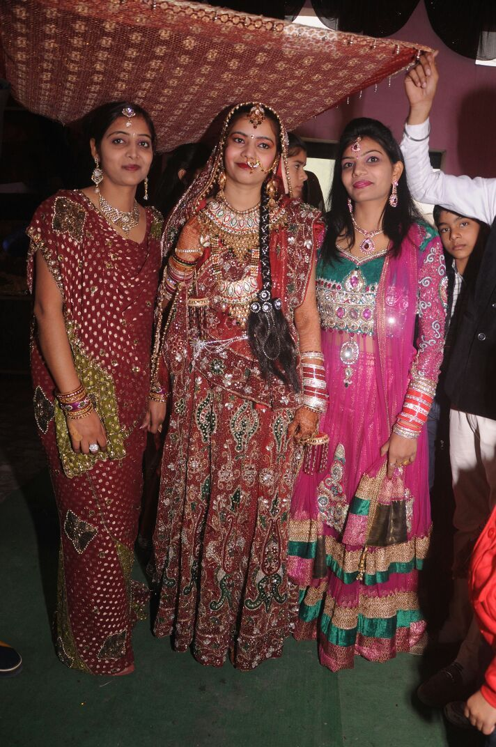 My Sister Priyankas Wedding Pic
