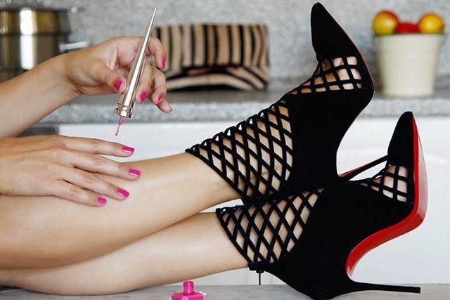 come rendere comodi i tacchi alti- black star style fashion blog di Elisa Cesarini- scarpe Louboutin