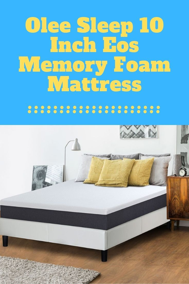 10 Best Olee Sleep Mattress Reviews 2020 Mattresses Reviews