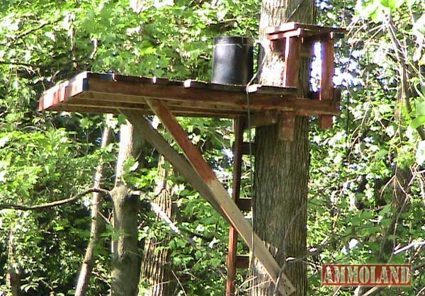 Best 20 homemade tree stand ideas on pinterest best for Build your own tree stand