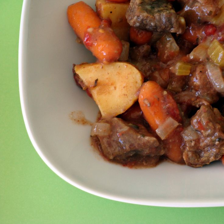 Pop-in-the-Oven Beef Stew