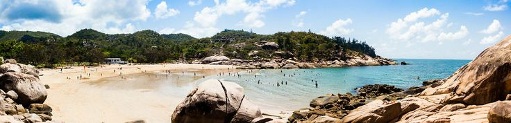 Alma Bay, Magnetic Island, Townsville, QLD, Australia - Zac Harney Photography