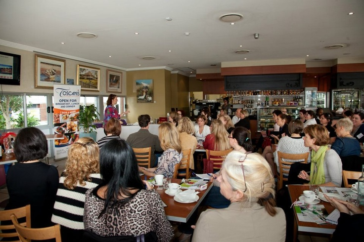 Redland Women In Business - Why Social Media Is Critical For Your Business - June 2012