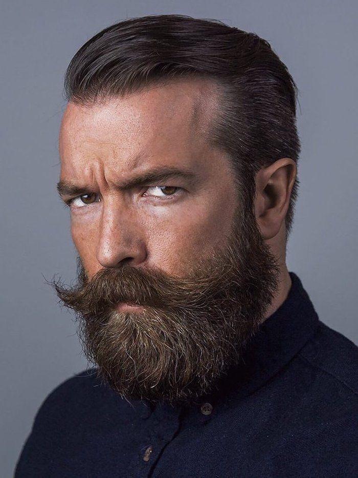 1001 Bartfrisuren Die Momentan Voll Im Trend Liegen Beards