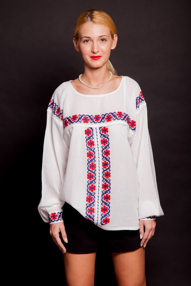 The new hot ukrainian of trend embroidery