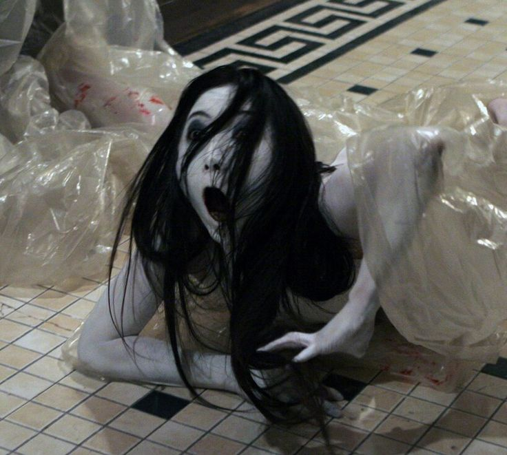 26 Best Images About The Grudge On Pinterest Smosh Dark Art And Under My Skin