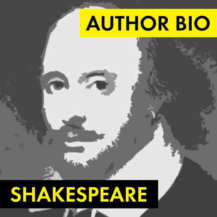 an introduction to the life of the great william shakespeare William shakespeare is widely regarded as one of the greatest writers in the   further information about the life of william shakespeare can be found here via.