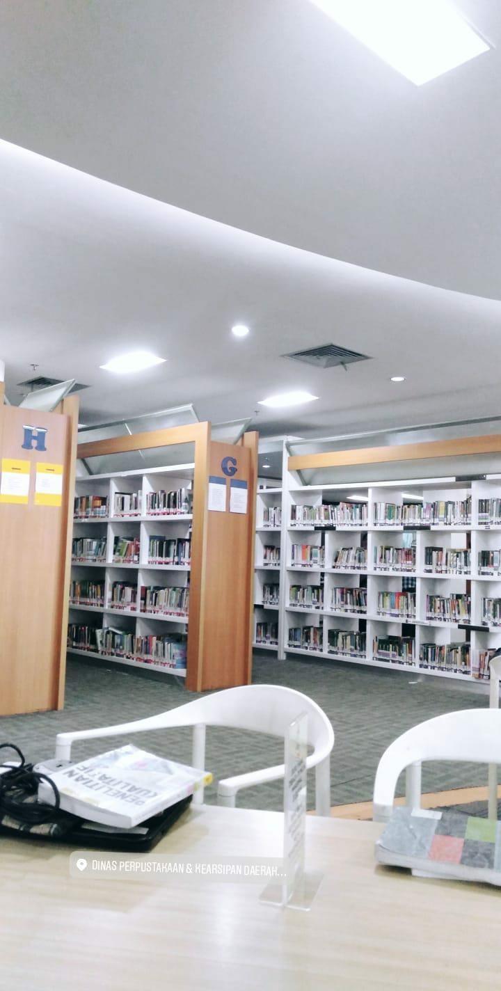 Library Book Bandung