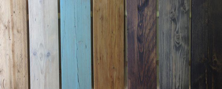 Scaffold Board Colour Options