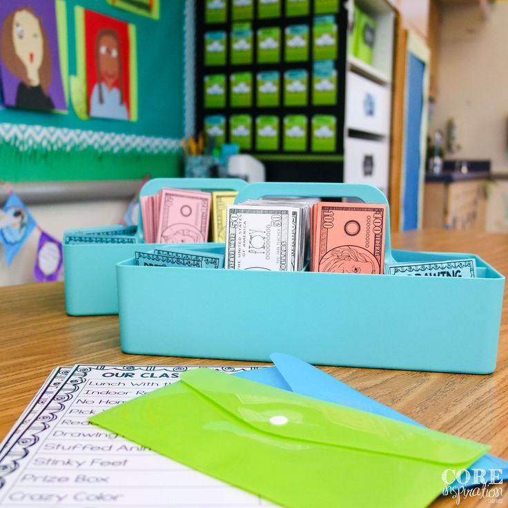 Expensive prize box maintenance, complex class rewards systems, and the management of brag tags are not my jam. Creating a classroom economy system that helps students practice money management, fo…