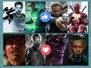 ¿Quien ha interpretado mejor a sus personajes basados en comics?   #RyanReynolds con #HannibalKing en Blade, #GreenLantern en Green Lantern (Movie), #NickWalker en R.I.P.D. y #Deadpool en Deadpool Película   #JoshBrolin con #JonahHex en Jonah Hex, #DwightMcCarthy en Sin City, #Thanos en Avengers y #Cable en Deadpool Película.