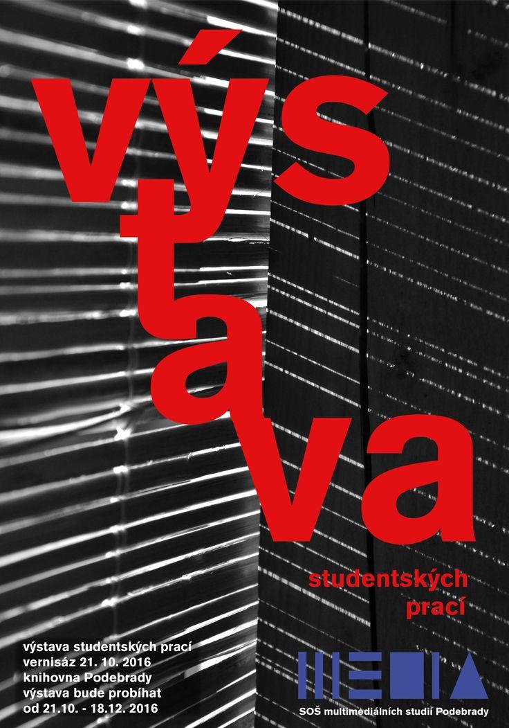 Swiss design plakát plakát vycházející ze současného grafického stylu švýcarského plakátu Omezení: minusky fontu berthold akzidenz-grotesk, bezpatkový font, barva RGB / černá / bílá Formát plakátu: 70x100 cm duben 2016