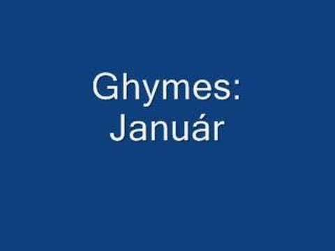 Ghymes: Január