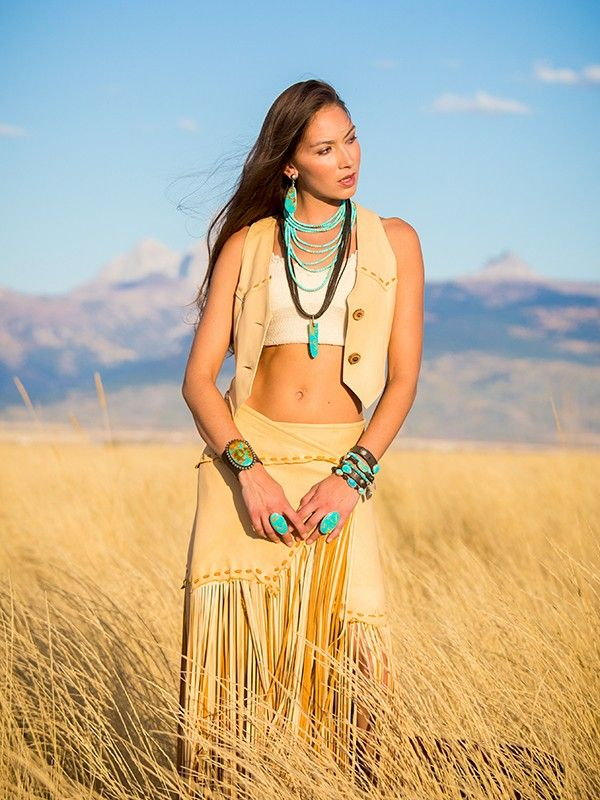 Naked sioux women