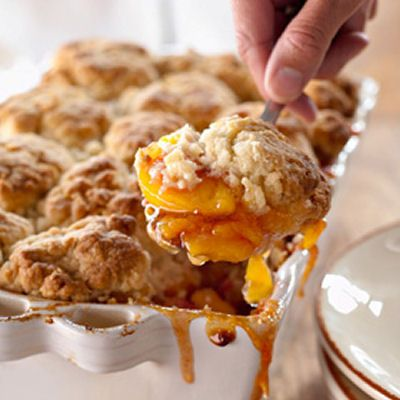 Peach and Cinnamon Cobbler RecipeDon't forget to Repin, like and follow me for more great recipes