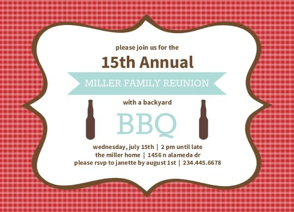 Best Family Reunion Ideas Invitations Decorations Venues