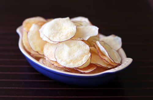 This Week for Dinner – Weekly Meal Plans, Dinner Ideas, Recipes and More!: Easy Homemade Microwave Chips - This Week for Dinner