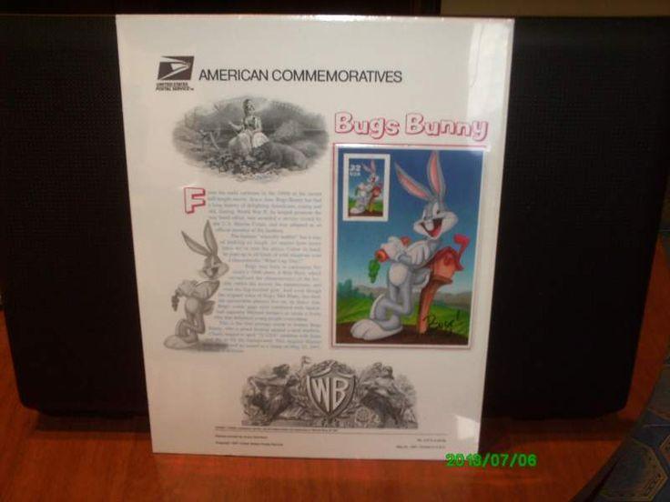 Francobolli usa 1997 bugs bunny