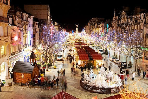 Reims Christmas market