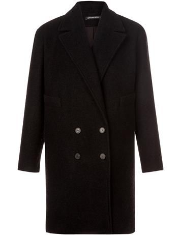 Manteau bouclette - Masscob pour Monoprix