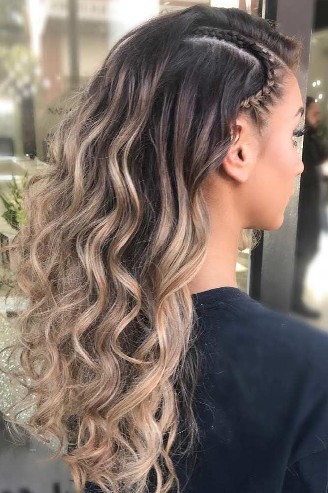 61 Incredible Hairstyles For Thin Hair Lovehairstyles Hairstyles For Thin Hair Braided Hairstyles Hair Styles