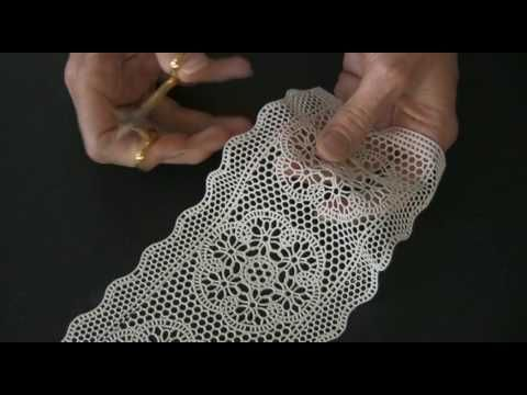 how to make Sugar Lace (part one) [wedding cakes]