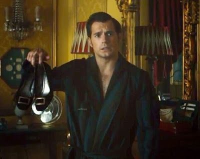 Henry Cavill News: 5 Things We Learned From 'The Man From U.N.C.L.E.' Trailer, People Magazine Interview
