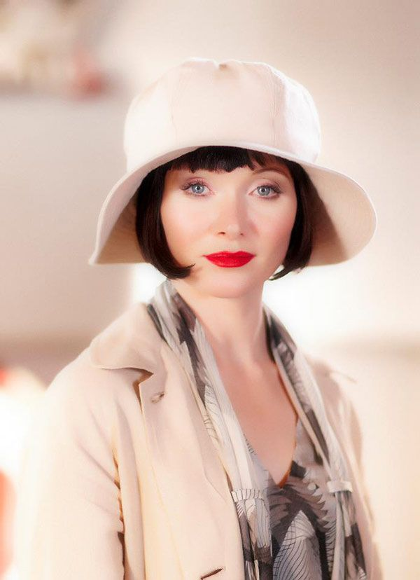 the Divine Miss Fisher...Miss Fisher's Murder Mysteries