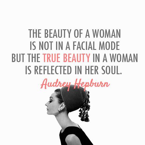 True beauty runs deep.
