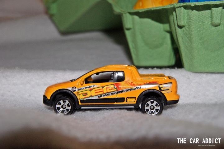 Car of the Week: Volkswagen Saveiro - the brasilian pick up