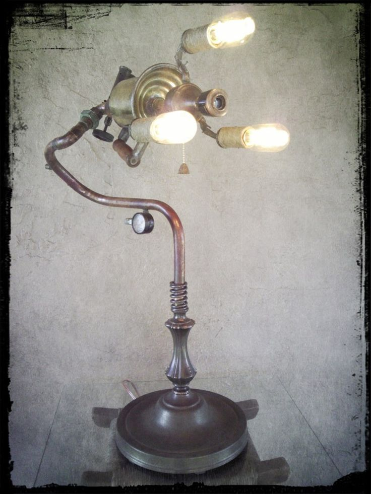 For those who want a unique piece of lighting for their home
