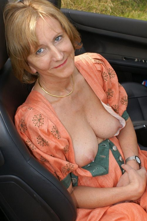Old ladies with nice tits