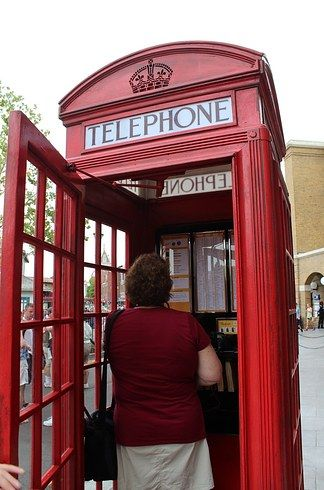 If you dial 62442 (MAGIC) in the phone booth outside King's Cross, it will connect you to the Ministry of Magic. | 17 Hidden Gems Harry Potter Fans Should Look For In Diagon Alley At Universal Orlando