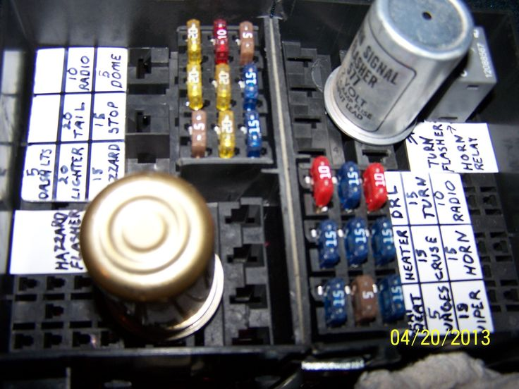 Ford E 450 Fuse Box Diagram Fix Your Own Car With Wiring Diagram