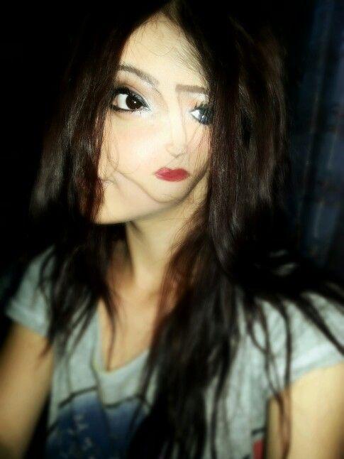 3rd eye make-up