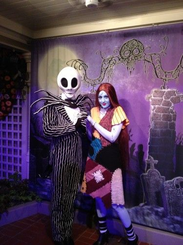 Top Ten Characters to See at Mickey's Not-So-Scary Halloween Party