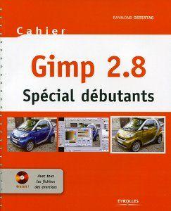 IMAGE | Cahier Gimp-2.8 Spécial débutants
