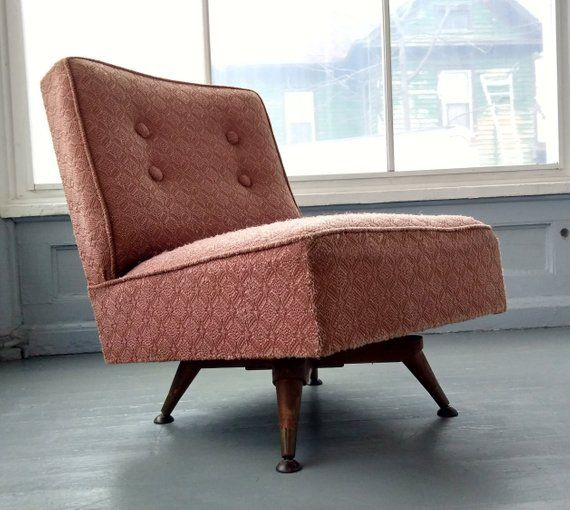 Slipper Chair Rocking Swivel