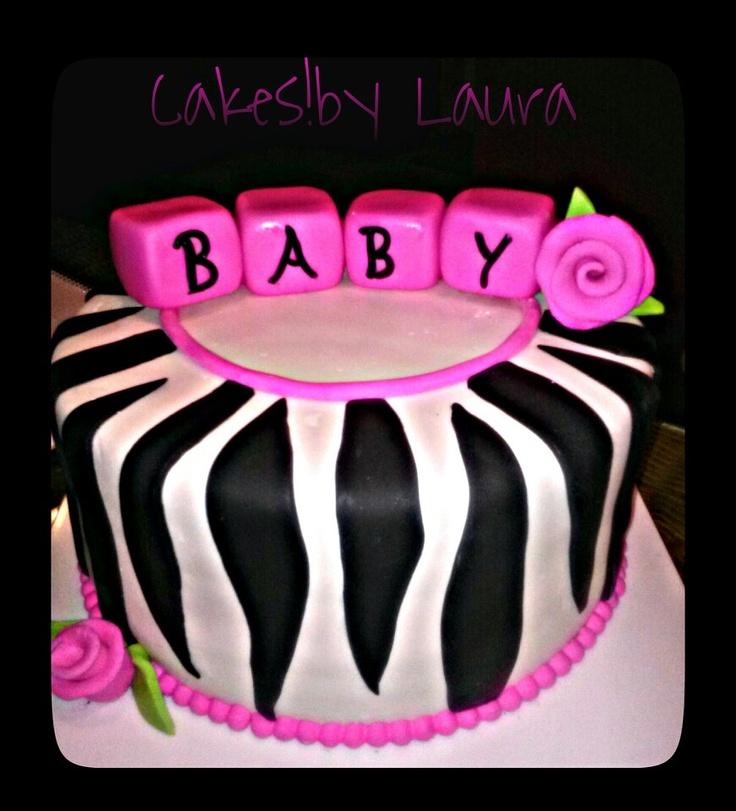 Baby Shower Cake Zebra Print – diabetesmang.info