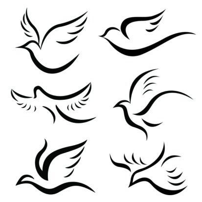 Aphrodite Symbol Dove Aquarius Tattoojpg Pictures
