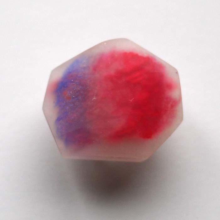 Obidome Sky - 1 | lissita japanese paper(Washi) jewelry