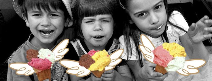 Angelato – More Than Ice Cream - Italian ice cream of velvety texture and angelic taste. #prague#child#baby#family#czech#cafe#fun