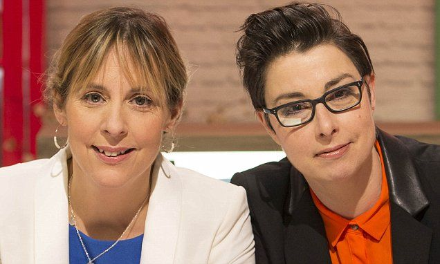Mel and Sue fall flat on ITV without the Great British Bake Off's Mary and Paul.