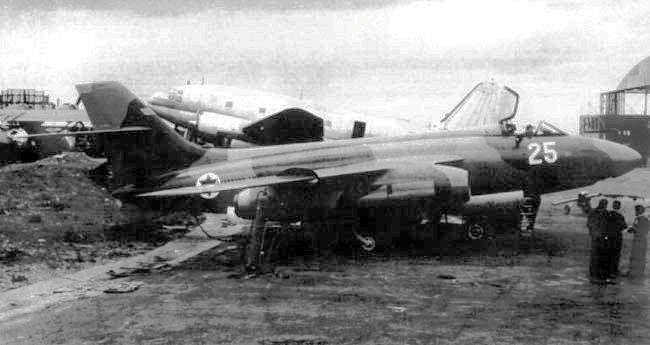 SO 4050 VAUTOUR (Israël - 1958)