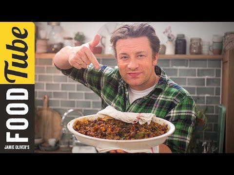 Fail-Safe Stuffing with Pork & Sage | Jamie Oliver - YouTube