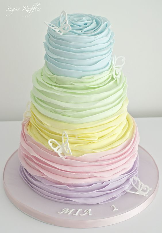 18 best Cake images on Pinterest | Petit fours, Treats and Birthdays